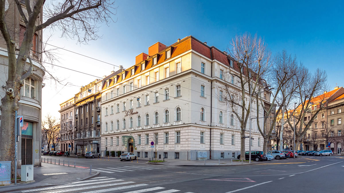 boutique hotel le premier zagreb 2020