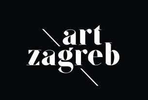 art zagreb - 2020 logo
