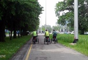čistoča - bicikl trokolica - svibanj 2013.