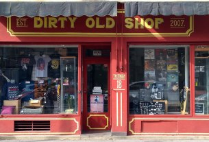 dirty old shop - tratinska ulica 18, zagreb / 2020