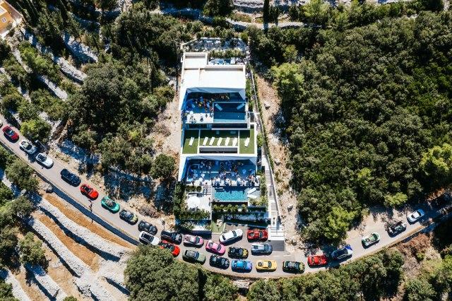 onelife rally 2020 - diamond villa korčula croatia