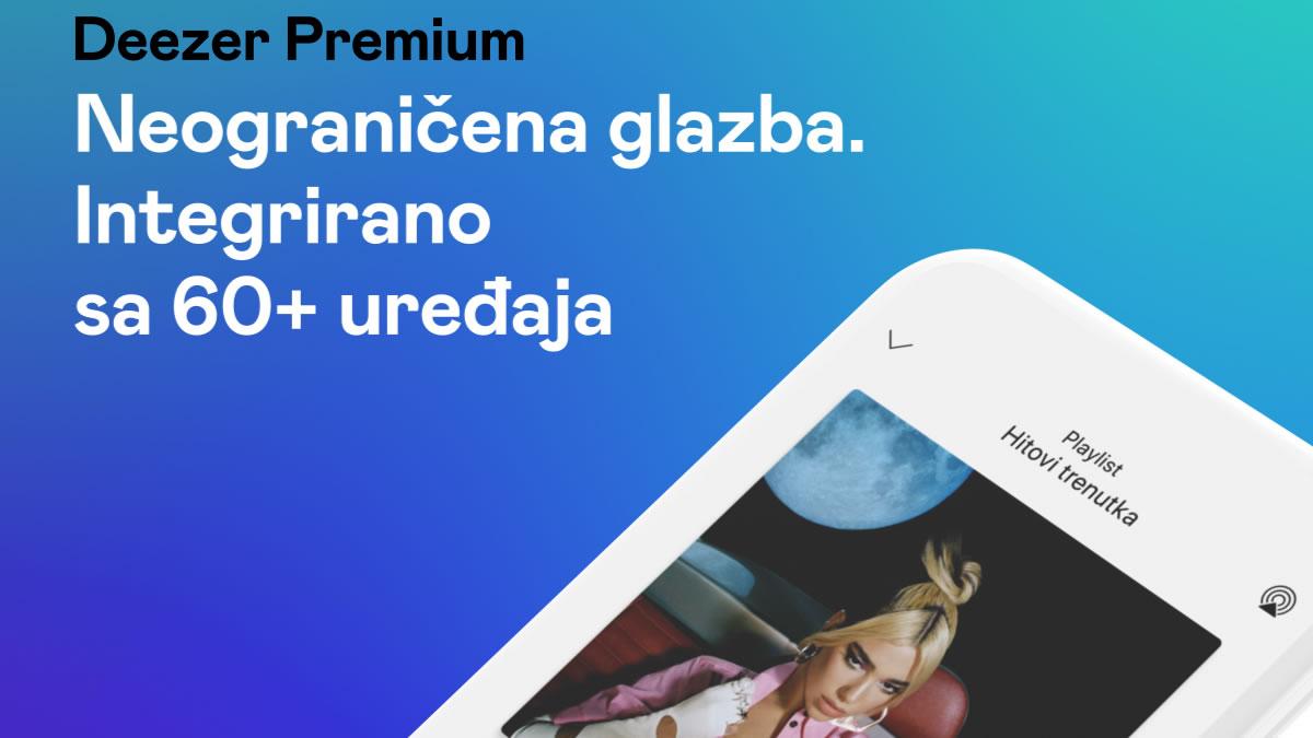 deezer premium - dua lipa - 2020
