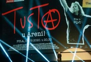"dokumentarni film ""tusta"" - arena pula - 2020"