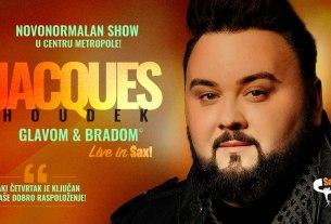 jacques houdek - glavom & bradom - live in sax - 2020