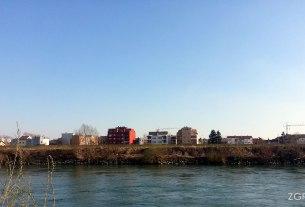 rijeka sava - kajzerica, zagreb - ožujak 2017.