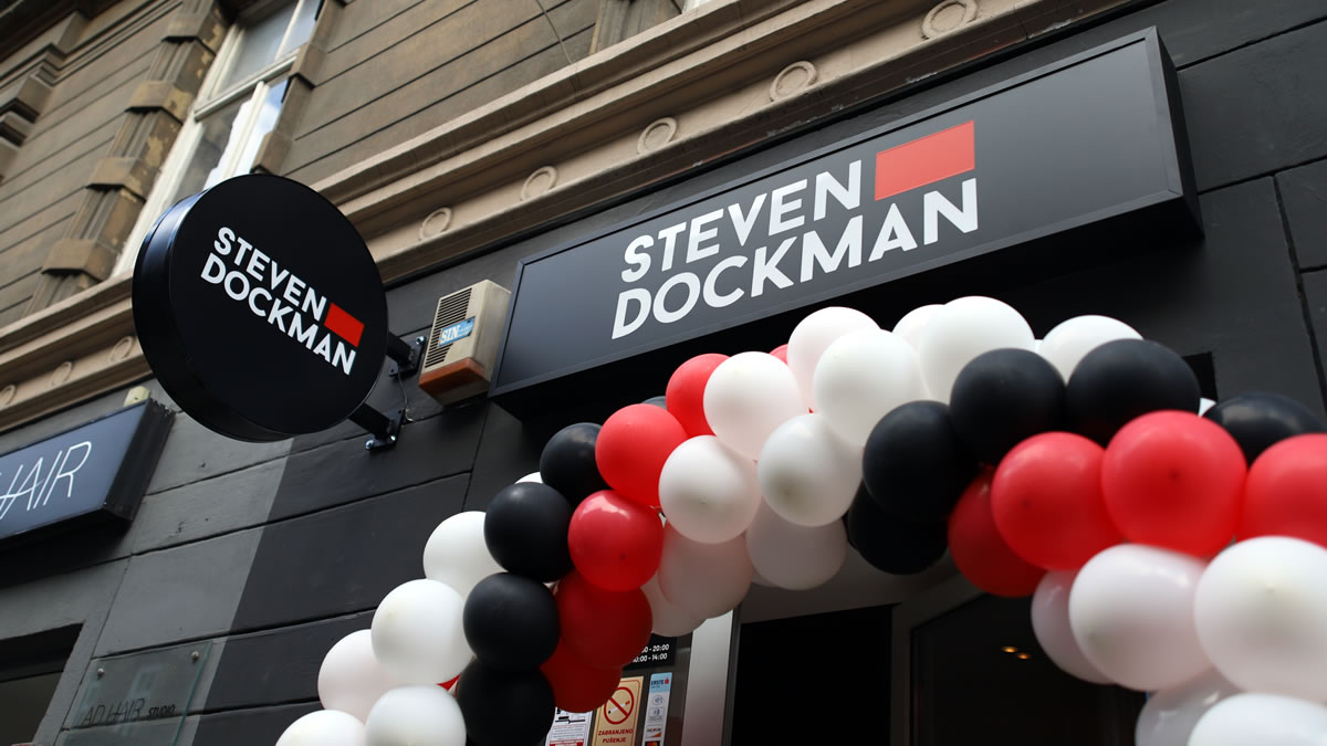 steven dockman showroom zagreb 2020