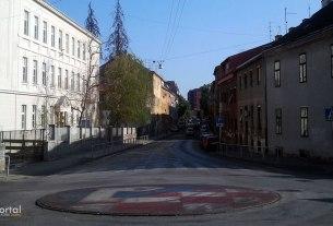 ulica sveti duh, črnomerec, zagreb - kolovoz 2013.