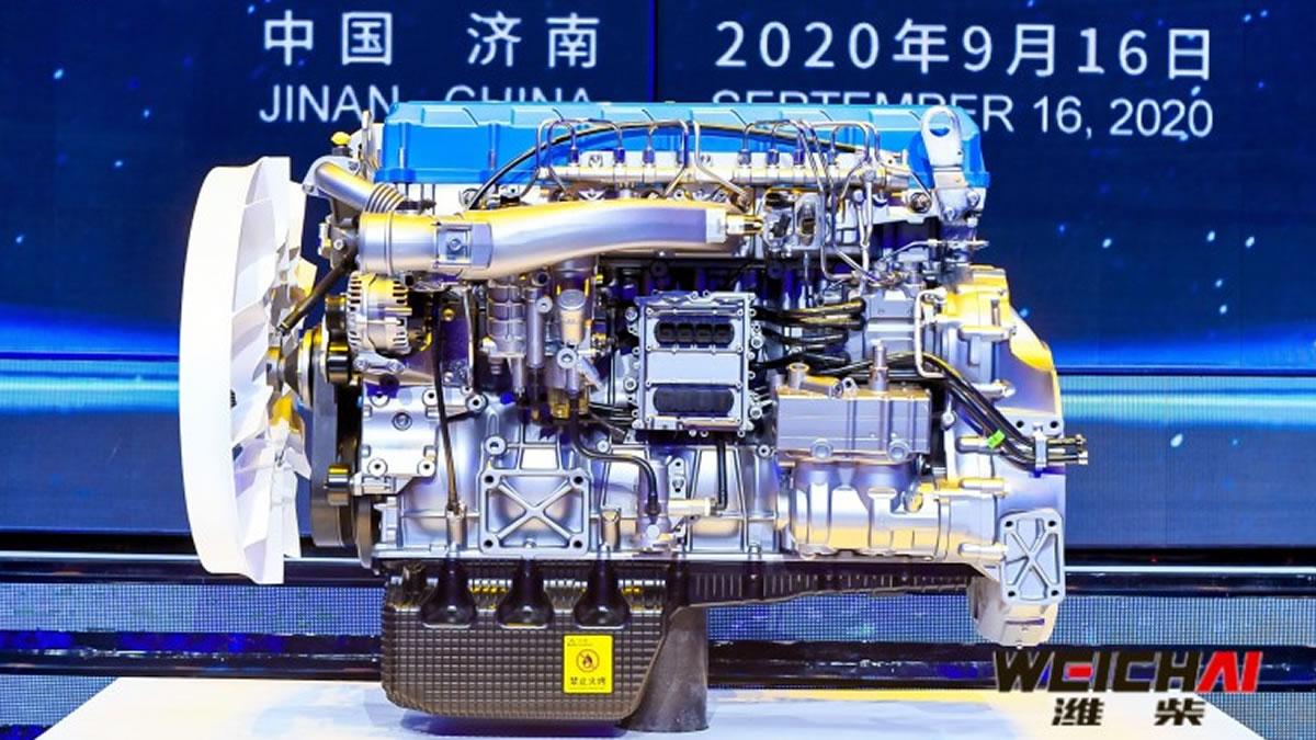 weichai truck diesel engine 2020