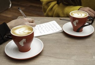 world coffee day - julius meinl - poetry for change 2020