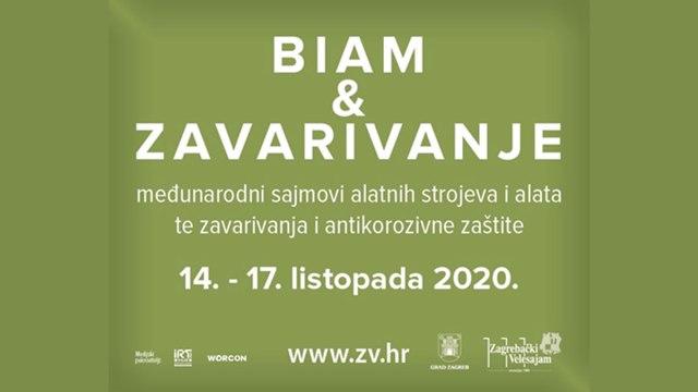 biam & zavarivanje 2020 - zagrebački velesajam