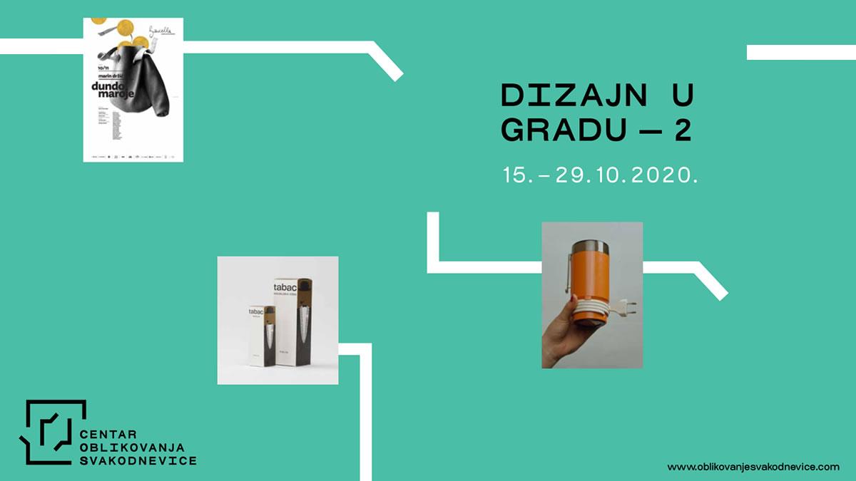 dizajn u gradu 2 - 2020