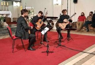 gitarski trio elogio - 45. samoborska glazbena jesen 2020