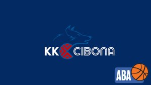 kk cibona - aba liga - logo 2020.