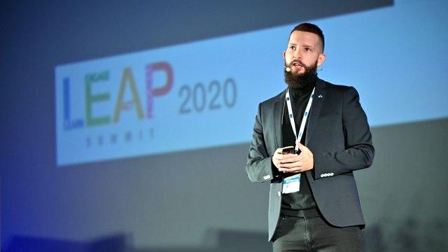 tomislav pancirov - leap summit zagreb 2020