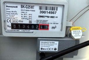 uređaj za daljinsko očitanje potrosnje plina - vrbovec - 2020