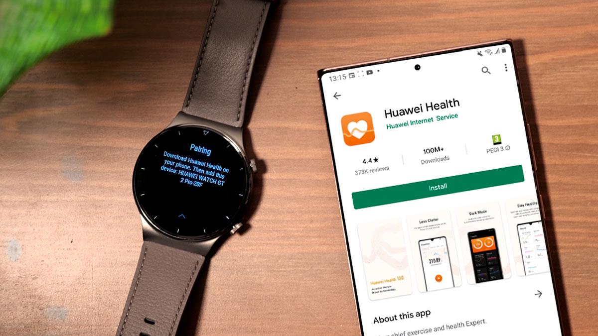 huawei health app 2020