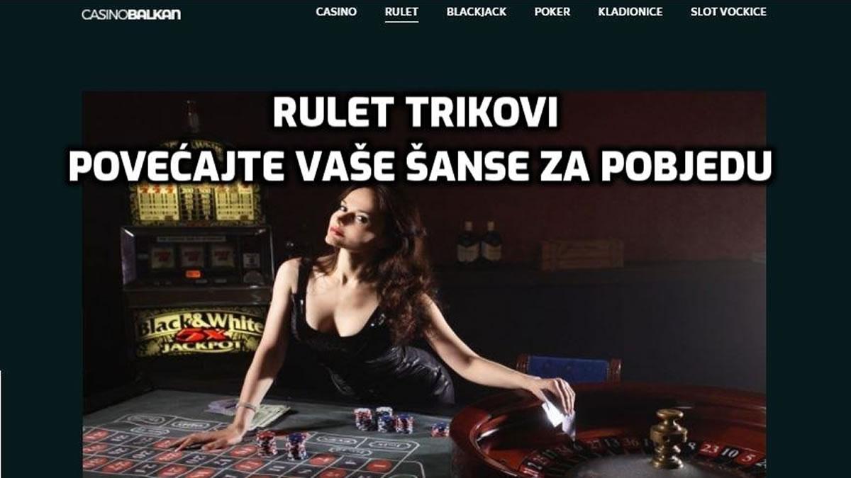 online rulet 2020