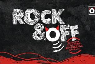 rock&off glazbena nagrada 2021