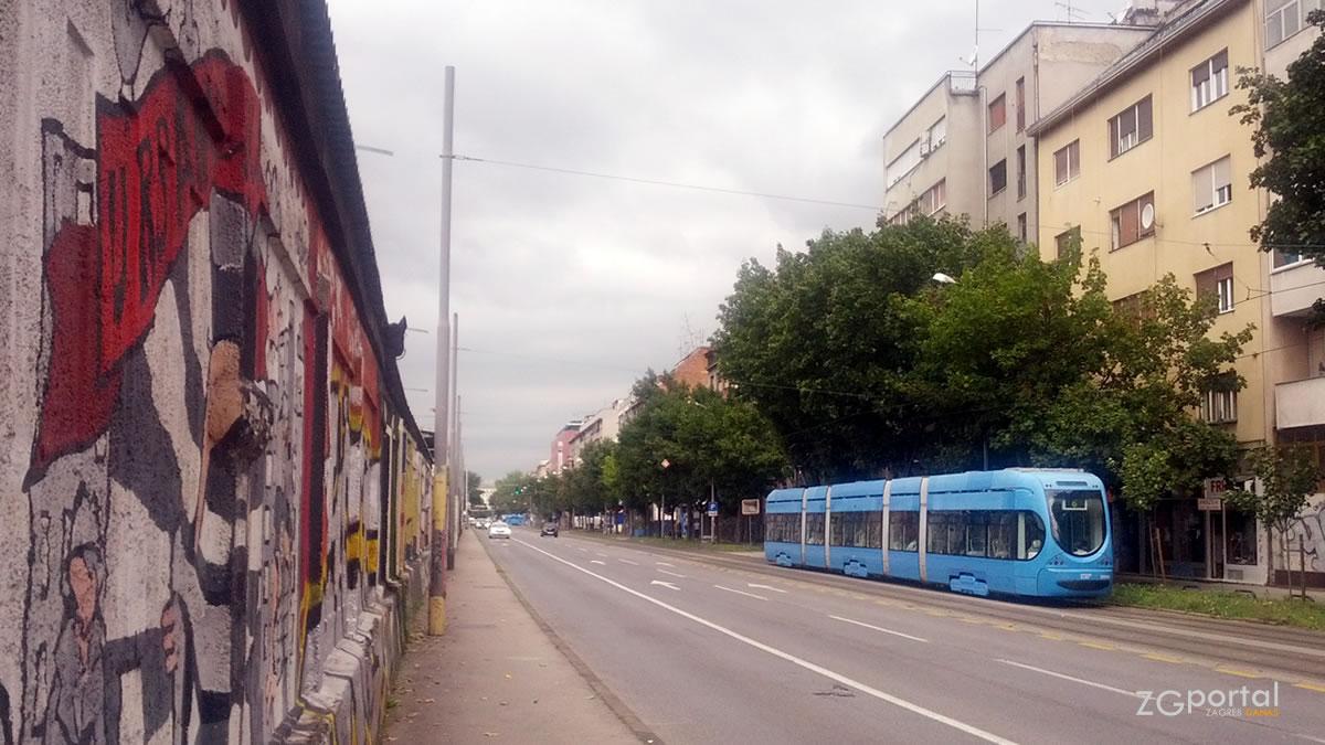 ulica kneza branimira, zagreb / kolovoz 2014.