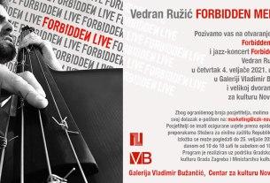 vedran ružić - forbidden melody - czknz 2021.