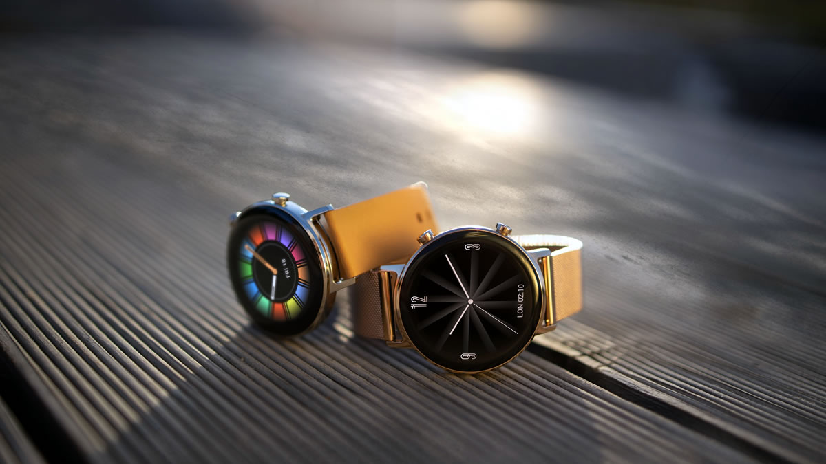 huawei watch gt 2 - 42 mm - 2021.