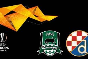 krasnodar - dinamo / uefa europa league 2021