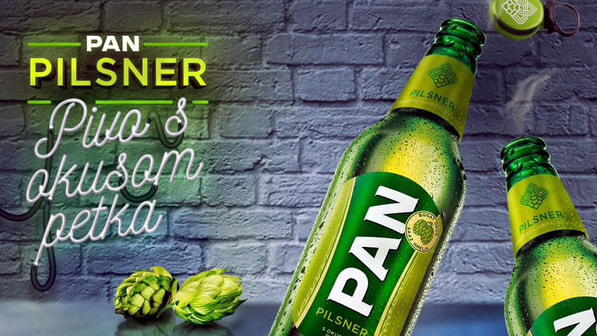 pan pilsner - pivo s okusom petka - 2020.