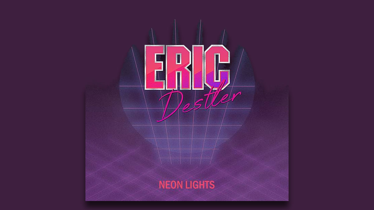 eric destler - neon lights - 2021.