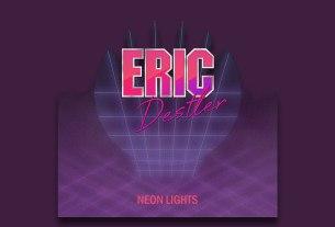 eric destler - neon lights - 2021.