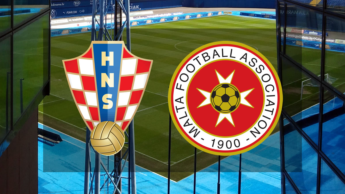hrvatska - malta / kvalifikacije za svjetsko prvenstvo katar 2022
