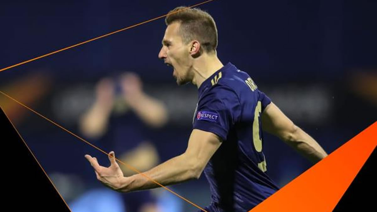 mislav oršić - uefa player of the week / 2021.