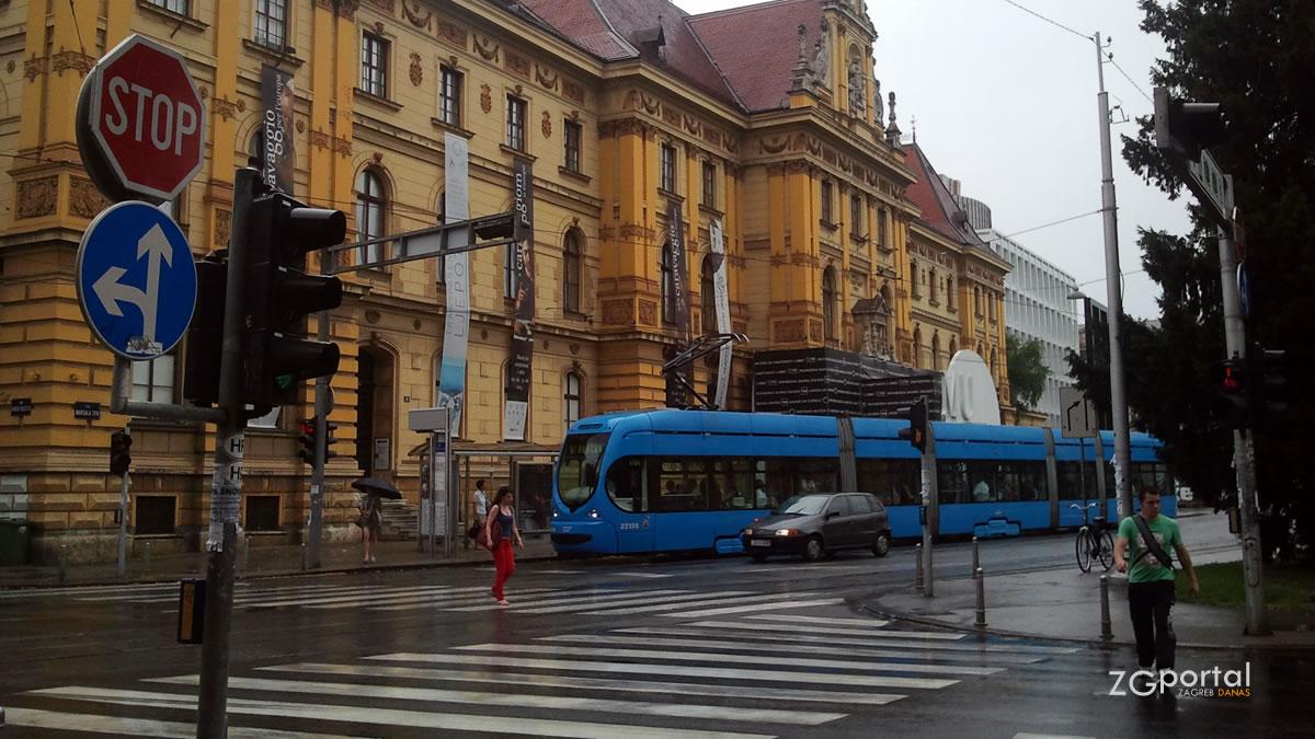 muzej za umjetnost i obrt zagreb / srpanj 2013.