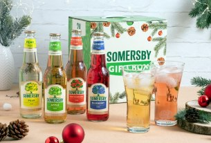 somersby giftbox / 2020.