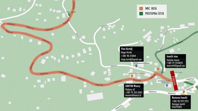 wrc crotia rally 2021 - hyundai i20 wrc - eno-gastro tura plešivica