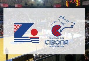 zadar - cibona / košarkaška utakmica / 2021.
