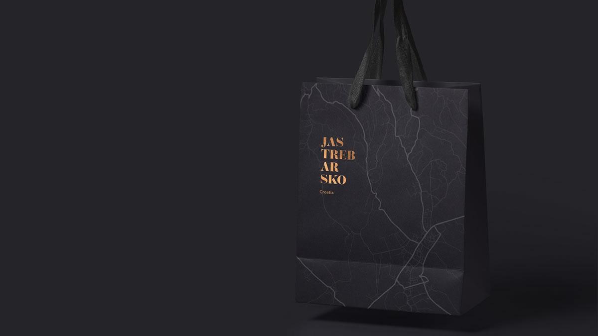 promotivna vrećica - turistička zajednica grada jastrebarskog - 2021.