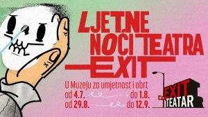 12. ljetne noći teatra exit / 2021.