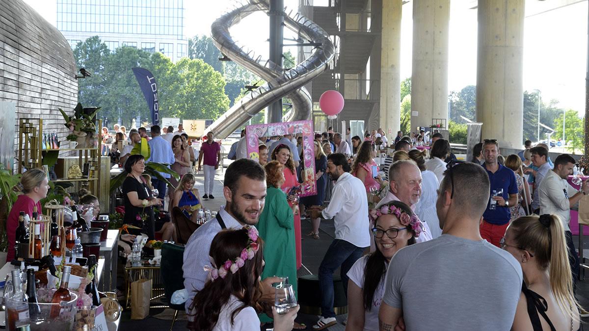 8. pink day / festival ružičastih vina / msu zagreb / 2021.