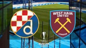 dinamo zagreb - west ham united london / uefa europa league 2021.-2022.