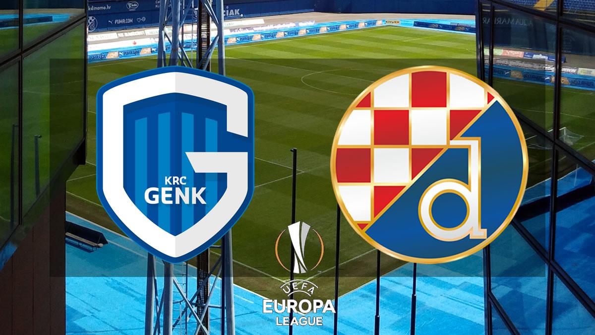 krc genk - dinamo zagreb / uefa europa league / 2021.-2022.