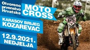 motocross prvenstvo hrvatske 2021 - karasov brijeg kozarevac