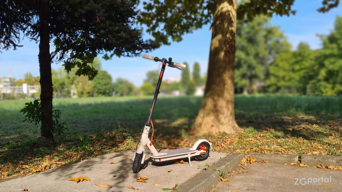 xiaomi electric scooter 3 / 2021.