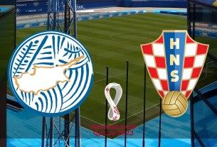 cipar - hrvatska / kvalifikacije za katar 2022