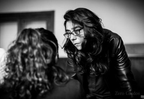 María Angulo, directora/Foto: Jacobo Yáshyn