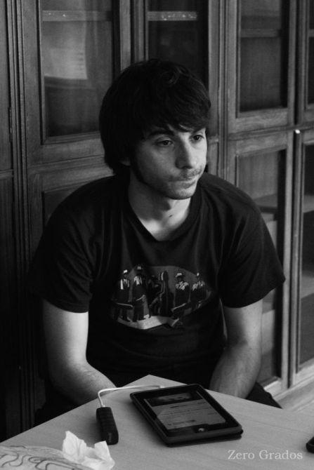Kiko J. Sanchez, administrador web y redactor