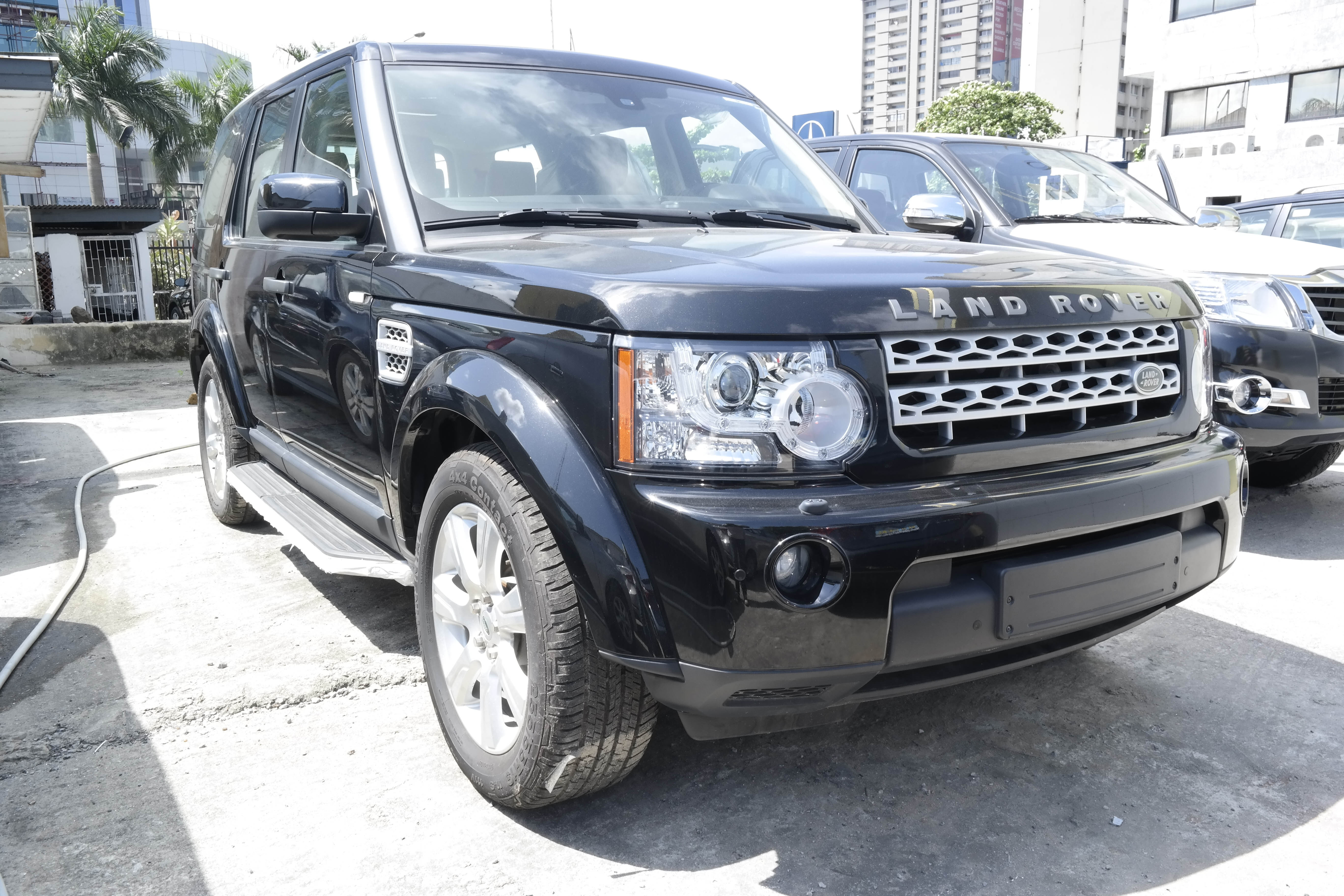 LAND ROVER LR4 New & Used Cars for Sale Nigeria Zham Auto