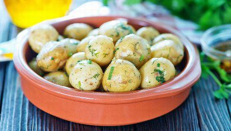 Молодой картофель польза и небольшой вред. Как готовить.