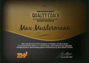 Quality Coach Zertifikat