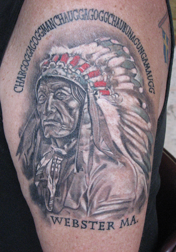 Native American Tattoos Pictures