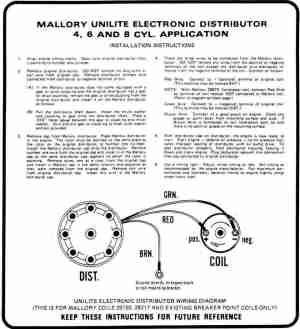 Mallory Distributor | IH8MUD Forum